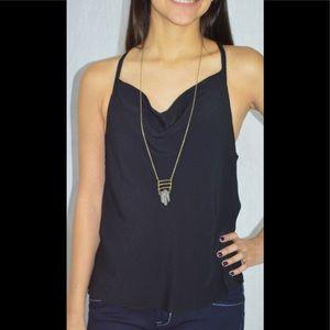 Tops - Black dress top